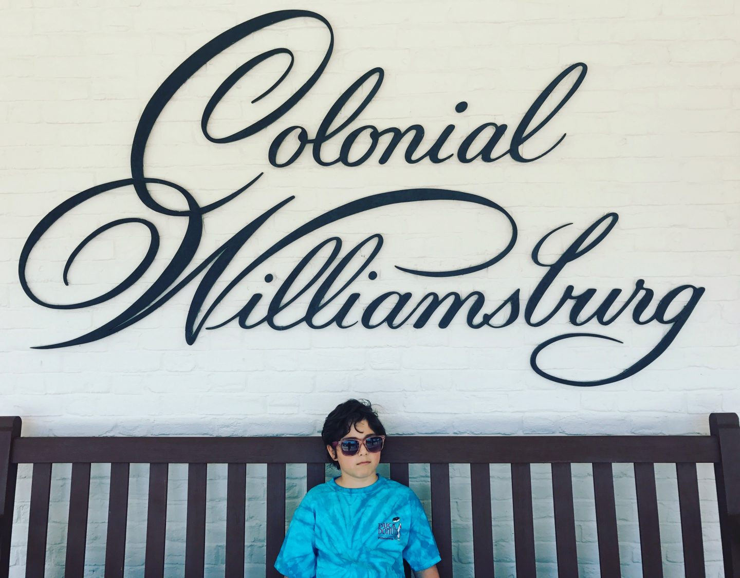 Our Weekend in Williamsburg, VA