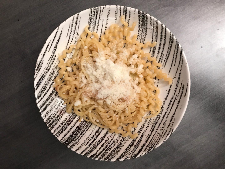 Small Kitchen, Big Food: Snow Day Spaghetti Rescue