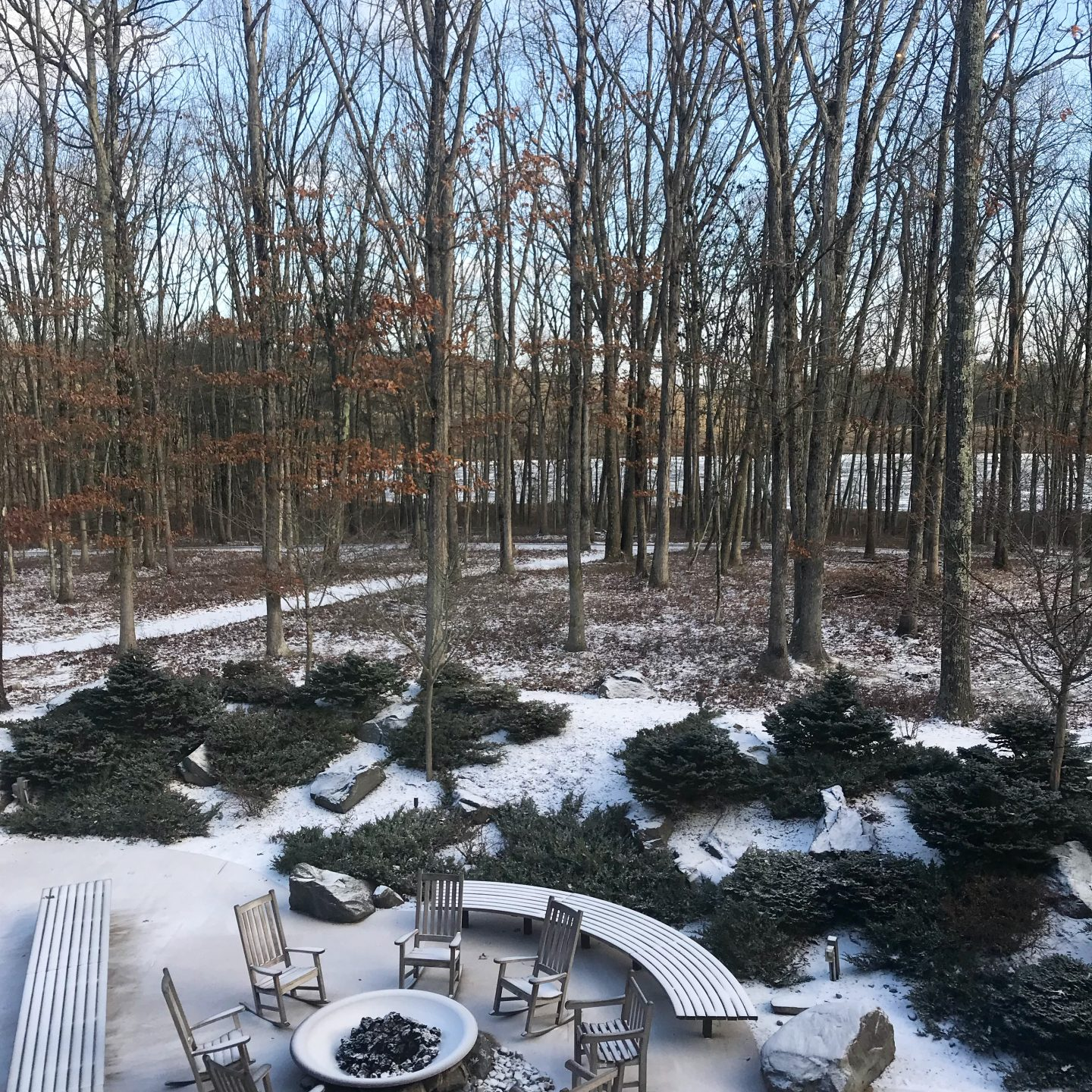 Our Wellness Retreat: The Lodge at Woodloch